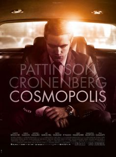 David Cronenberg's Cosmopolis might be heading to Cannes Film Festival.  http://bit.ly/GLKMBs