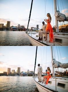 Sailing @ the Innter Harbor, Baltimore