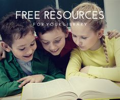 from the Elementary Librarian blog.  She has free lesson plans as well.
