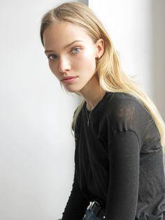 Sasha Luss - New Polaroids Fall/Winter 2015 @women management.