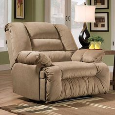 What a cozy looking recliner! Great for those cold winter movie night - pop some popcorn and relax! | Conlinu0027s Furniture | Pinterest & What a cozy looking recliner! Great for those cold winter movie ... islam-shia.org