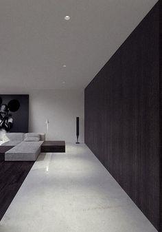 H-house, designed by Poland based Tamizo architects group.