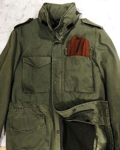 17 Best M65 Field Jacket images  6fc3789f272