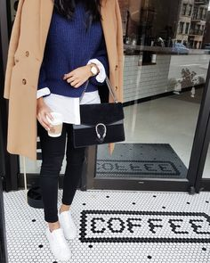 Camel Coat Style Ideas   POPSUGAR Fashion