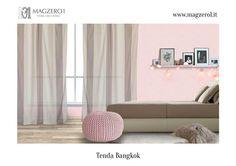 Bellissima la tenda in mussola di cotone semitrasparente sui toni del rosa e del Viola di @magzero1!!! / Magzero1's Bangkok muslin pink and purple striped curtain!!! Buy it on our shop online: www.magzero1.it or on ebay or amazon!! #magzero1 #tende #curtains #muslin #mussola #cotone #cotton #interni #interiors #decorazioneinterni #interiordesign #design #designinspiration #designideas #architecture #architettura #architetturainterni #pink #bedroom #home #homedecore #homedesign…