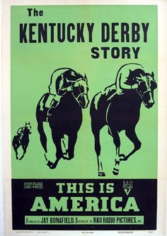 The Kentucky Derby story?