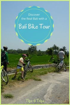 A Bali Bike Tour is