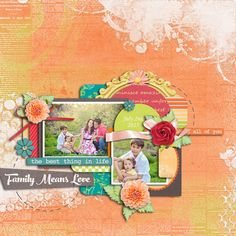 Page by Atusia Family Ties - GS Monthly Mix