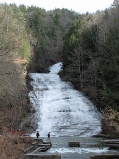 Buttermilk Falls. Gonna visit this in May.