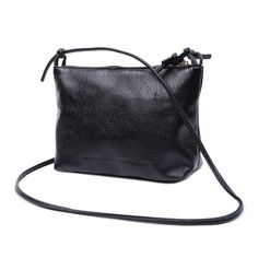 Ladies Old Classical Solid Color Zipper Multi Functional Shoulder Cross Body Bag #>=#>=#>=#>=#> Click on the pin to check out discount price, color, size, shipping, etc. Save and like it!