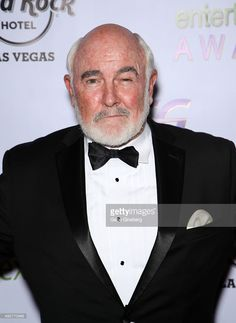 Sean Connery impersonator Dennis Keogh attends Global Gaming Expo's (G2E) Casino Entertainment Awards at Vinyl inside the Hard Rock Hotel & Casino on September 30, 2015 in Las Vegas, Nevada.
