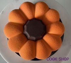 Entremets érable, pomme verte et noix de Pécan | Cook-shop, le Blog