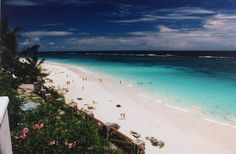 Slim Aarons - Coral Beach Club Bermuda