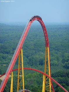Intimidator 305 | Kings Dominion | USA
