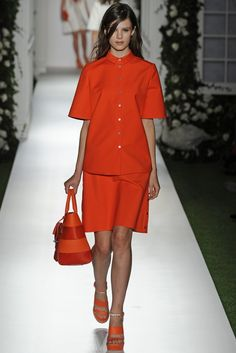 Mulberry RTW Spring 2014 - Slideshow