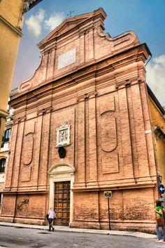 Jesi: Chiesa di San Giovanni Battista o di San Filippo