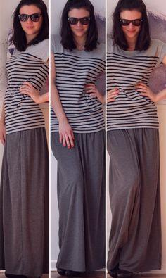 """Um ano sem Zara - look """"sou elegante e confortavel"""""""