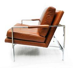 Preben Fabricius (?) lounge chair