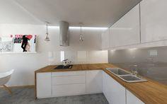 Mieszkanie wykończone dla bizneswoman, która ceni sobie szyk i minimalizm. Piękna biała kuchnia, z miejscem na wspólne śniadania. Sypialnia z dużą szafą pod wymiar, która dużo zmieści. Całość wykonczenia wraz z meblami i oświetleniem Koma,...