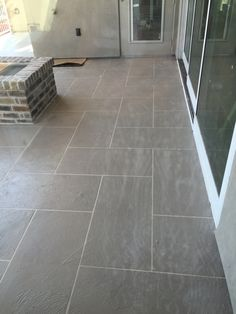 Self Installed Tile Surfaces | Updating A Cozy Craftsman | This Old House  The Homeowner Also Designed, Cut, And Laid The Slate Tile Floor (shown);  And ...