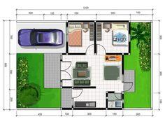 rumah minimalis type 45 13