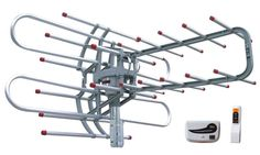 QFX All-Weather Outdoor HD Antennas with 360-Degree Rotation | Groupon