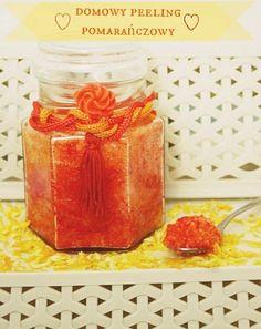 Diy peeling pomarańczowy