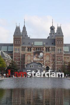 Rijks Museum Amsterdam. Stunning.