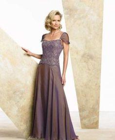 Montage Purple, Gold 27917 Dress $225