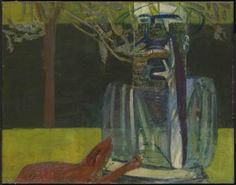 Francis Bacon. Figures in a garden 1936. Oil on canvas© Estate of Francis Bacon