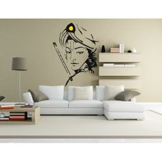 Let your faith be bigger than your fear #LifeMantra #Wallart #Decals #India