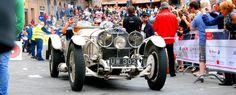 Mille Miglia in Siena, Toskana | Nostalgic Oldtimerreisen