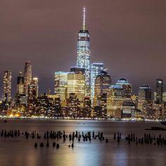 World Trade Center by @mitzgami #nyc #newyork #newyorkcity #manhattan #brooklyn #queens #eastvillage #westvillage #midtown #downtown #tribeca #soho #uppereastside #upperwestside