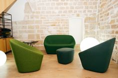 La Foret Enchantee by Pedrali & Gabriel Sofa Chair, Armchair, Log Chairs, Tea Trolley, Multipurpose Furniture, Retail Store Design, Branding Materials, Logs, Floor Chair