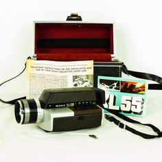 Camera Kodak XL 55 8mm            by Vintage Junkys