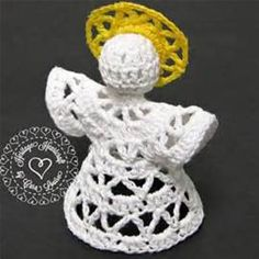 lace angel ornaments - Bing Imágenes