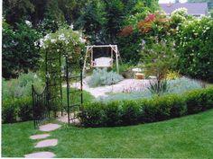 cottage decorating ideas | Cottage Garden patio design ideas | Modern Pleasing Patio Designs ...