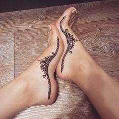 Mehndi Designs For Kids, Hena Designs, Mehndi Designs Feet, Stylish Mehndi Designs, Wedding Mehndi Designs, Beautiful Henna Designs, Foot Henna, Henna Mehndi, Henna Art