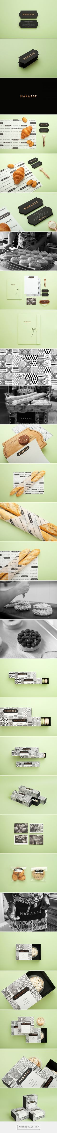 Manasse Patisserie Branding and Packaging by Menta | Fivestar Branding Agency – Design and Branding Agency & Inspiration Gallery