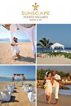 The beaches at Sunscape Puerto Vallarta Resort & Spa make for the perfect photo backdrop!