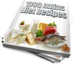 1000 Atkins Recipes