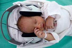 Hospitals use musical instruments to mimic the sounds of a mother's heartbeat and womb to lull premature babies to sleep.