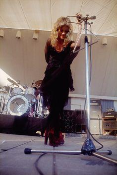"""Stevie Nicks || Fleetwood Mac Live, 1976. """
