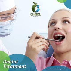 Confidence boosting dental treatment !! To Know more about our dental treatment, please visit our website : www.dentalclinicbangalore.com #Topdentalclinic Chisel Dental Clinic Confidence Boost, Pediatrics, Dentistry, Clinic, Dental, Website, Teeth, Tooth, Dental Health
