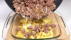 Easy Dinners, Casseroles, Surgery, Hamburger, Mad, Brunch, Cooking Recipes, Potatoes, Dining