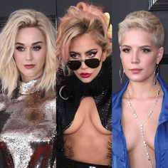 Katy Perry, Lady Gaga and Halsey Keep The 2017 GRAMMYs Red Carpet Weird - http://oceanup.com/2017/02/13/katy-perry-lady-gaga-and-halsey-keep-the-2017-grammys-red-carpet-weird/