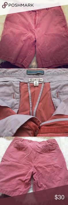 Peter millar men's shorts. No wear, tears or stains on the shorts also in great condition. Peter Millar Shorts Jean Shorts