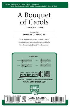 A Bouquet of Carols (Octavo)