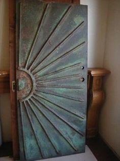 Flathead Lake, Iron Doors, Steel Doors, Art Studios, Home Remodeling, Tall Cabinet Storage, Garage Doors, Coat, Murphy Bed