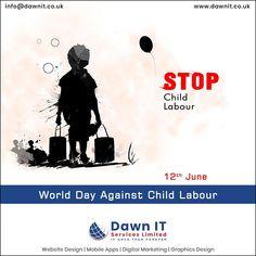 Mobile App Development Companies, Mobile Application Development, Web Development, Child Labour, World Days, Custom Website, Mobile App Design, Seo Services, Digital Marketing